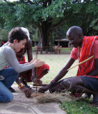 making-fire-with-maasai-kenya