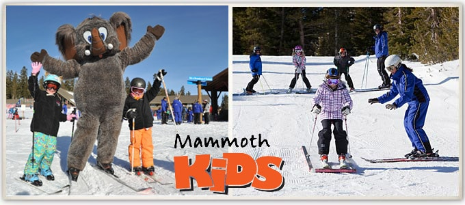 Mammoth Kids Ski School