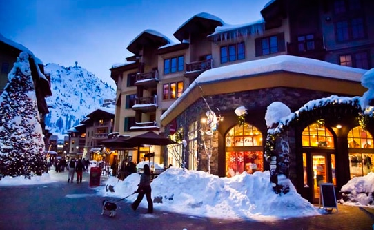 Squaw Valley Village Restaurants