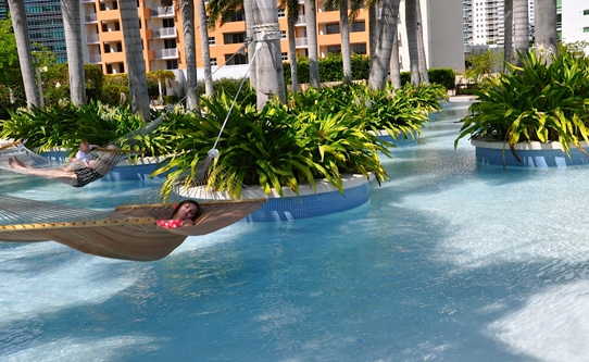 Hammock Pool at Four Seasons Miami