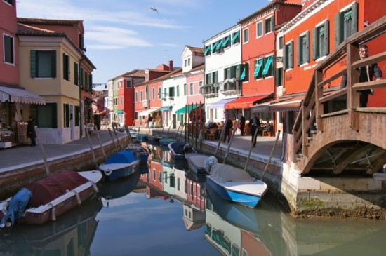 Picture of Burano, Italy