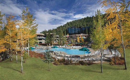Resort at Squaw Creek Lake Tahoe