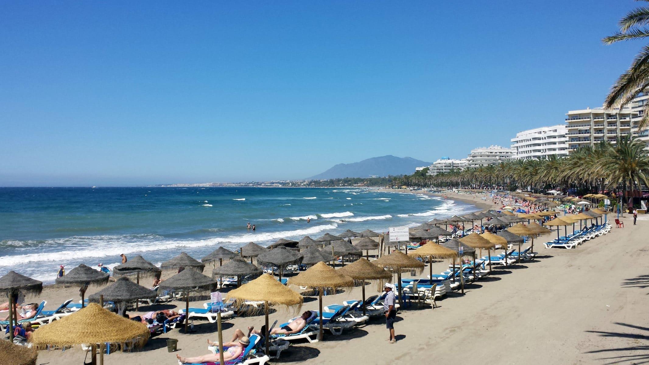 Spain Beach Vacations, Marbella