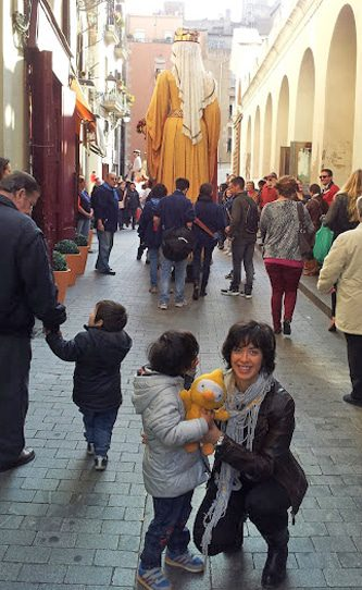 Barcelona with Toddlers