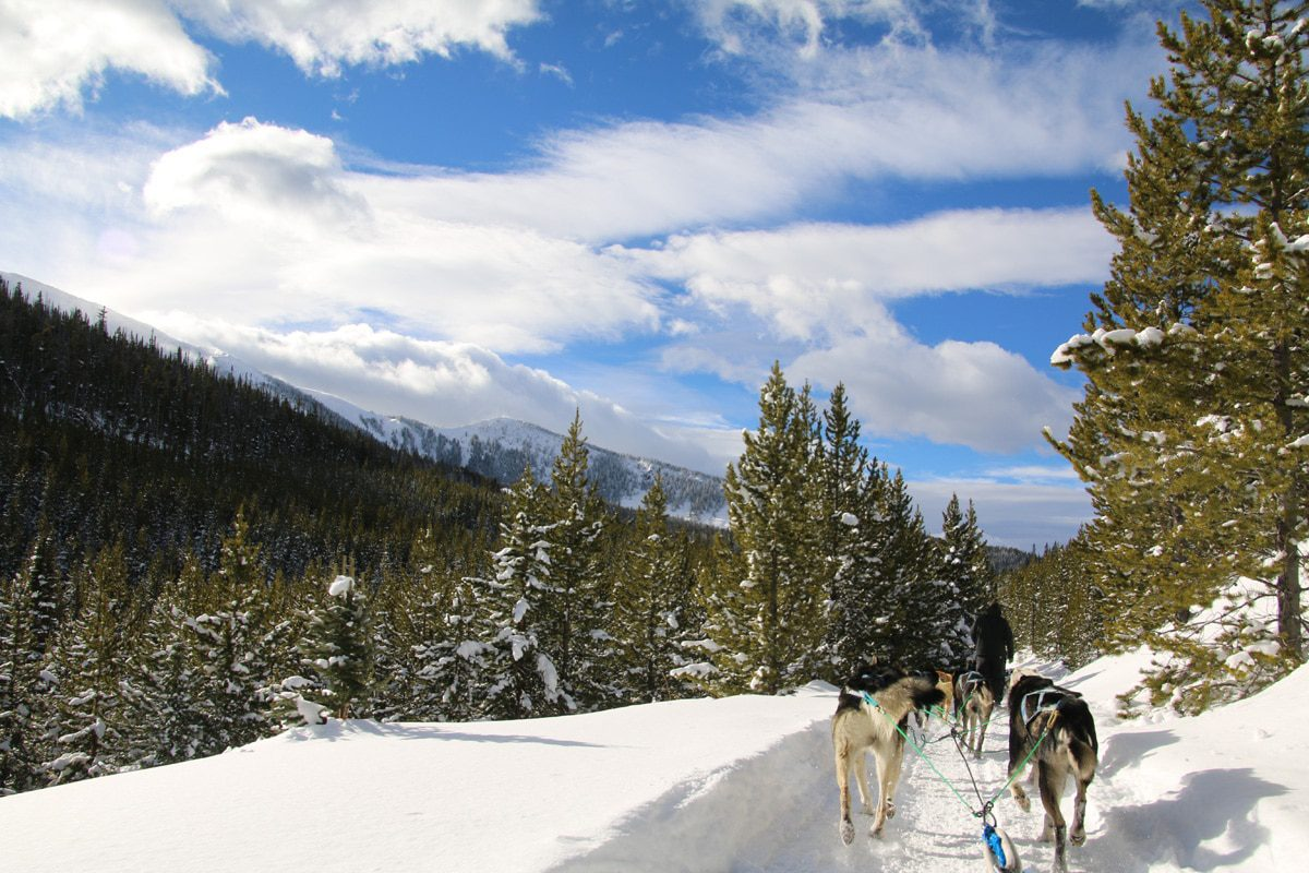 Winter Activities in Big Sky, Montana