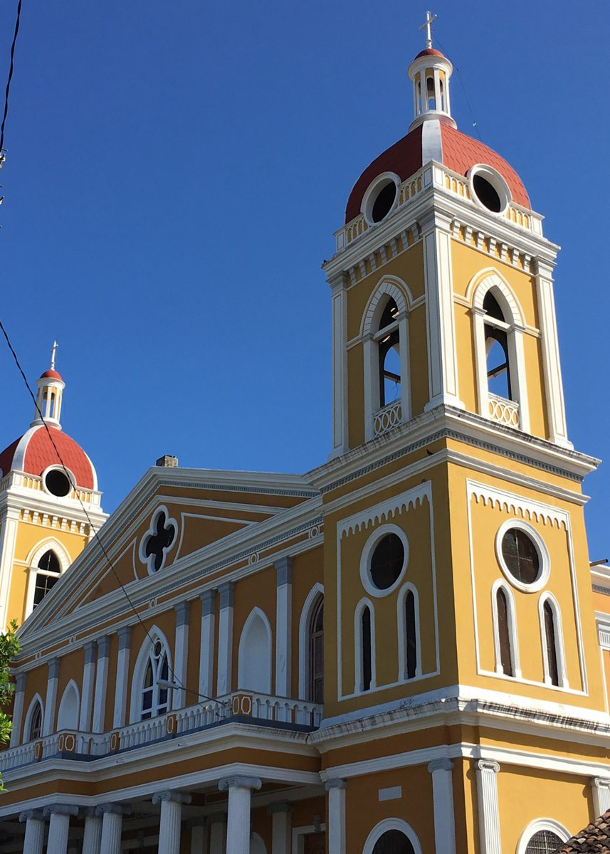 Things to Do in Nicaragua with Kids, Granada Cathedral