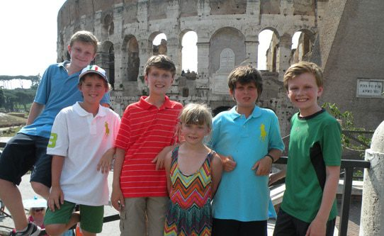 rome-with-kids-coliseum