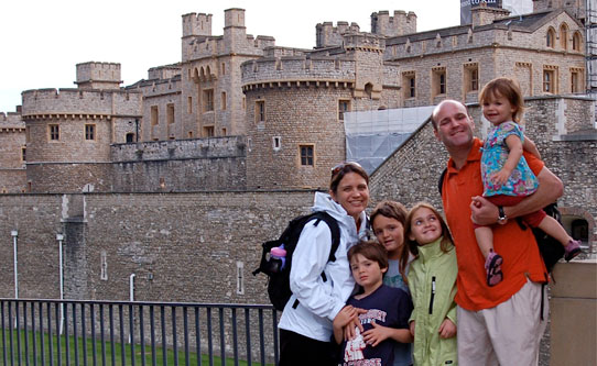 Top Holiday Destinations In The United Kingdom With Kids Kid