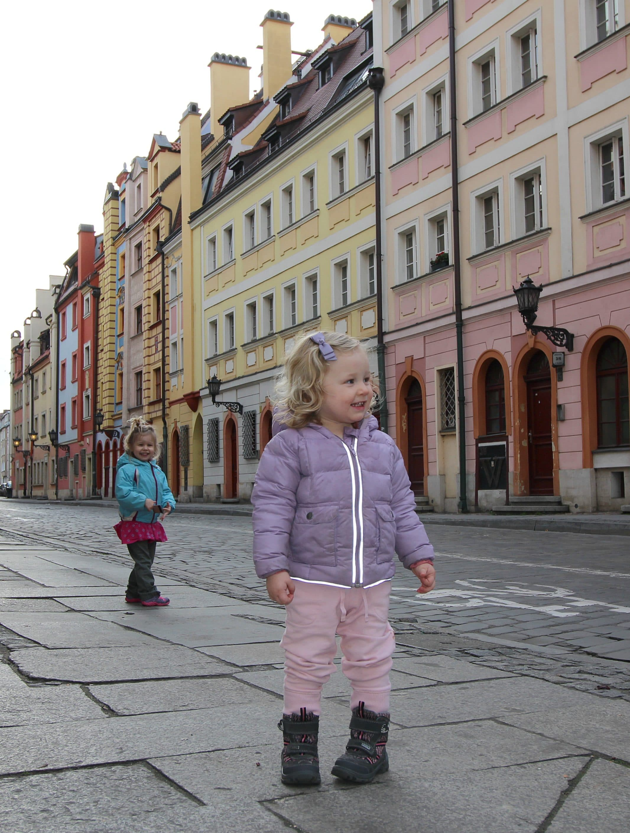 wroclaw streets